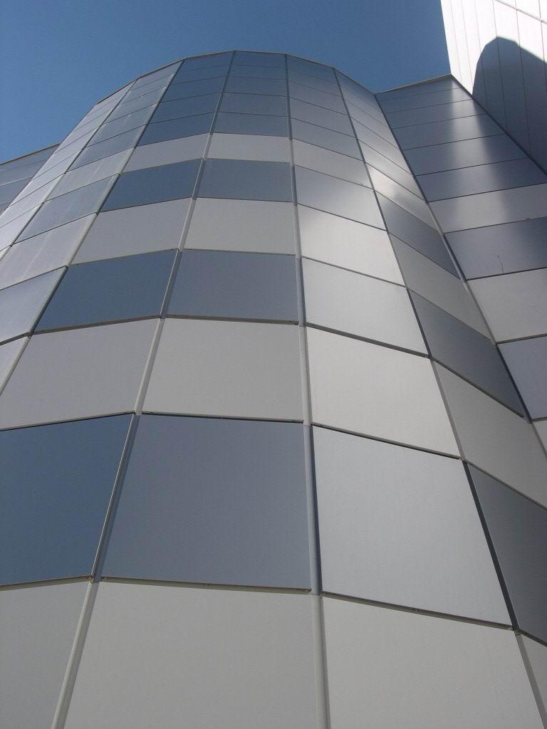 фасад вентилируемый