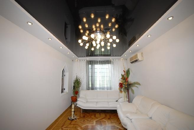 квартирные потолки